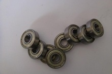 Free Shipping 10PCS 608ZZ ABEC-5 8*22*7 608Z Miniature Ball Radial Ball Bearings(China (Mainland))