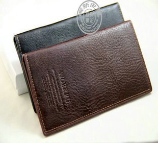 Men Geniune Leather Purse Gent Sturdy Wallet Pockets outside Card Slot Organizer Clutch Cente Bifold Notecase Gift Idea(China (Mainland))