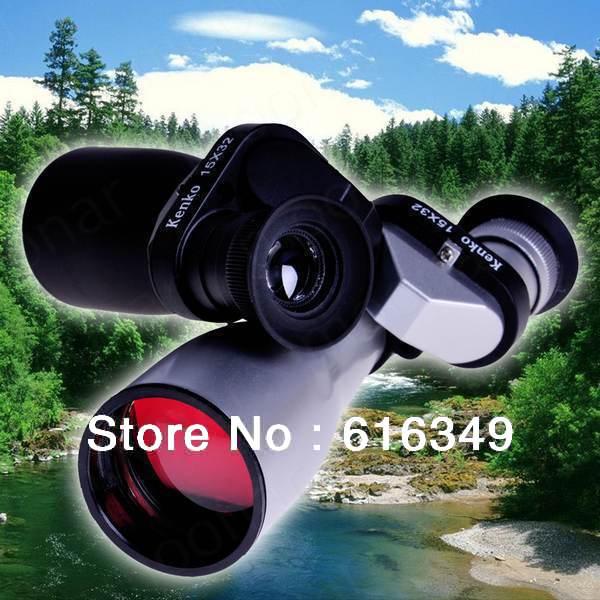Tactical High Visibility Monocular 15x32 Shimmer Night Vision Mini Binoculars Telescope Telescope Hunting Camping Scope hm107(China (Mainland))