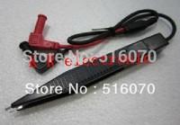 Multimeter table pen SMD chip capacitors inductors table pen  LCR patch folder SMD test table pen Tweezer Probe good quality
