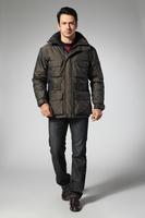 2012 wellensteyn cap male thickening waterproof coating wadded jacket outdoor jacket