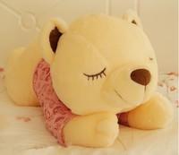 Free shipping Free shipping Birthday christmas gift tare panda plush toy bear doll