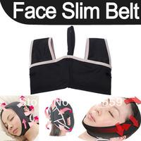 10pcs Hot 3D Chin Uplift Sharp Slim Slimming Shaping Cheek Scalp Face Belt Anti Wrinkle Sagging Mask Wholesale Free shipping