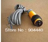 Diffuse reflection photoelectric switch E3F-DS5C4 three-wire NPN normally open new electronic components  Free Shippig
