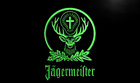 tm1537-g Jagermeister Neon Light Sign(China (Mainland))