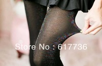Spring and autumn section double thick warm leggings pantyhose