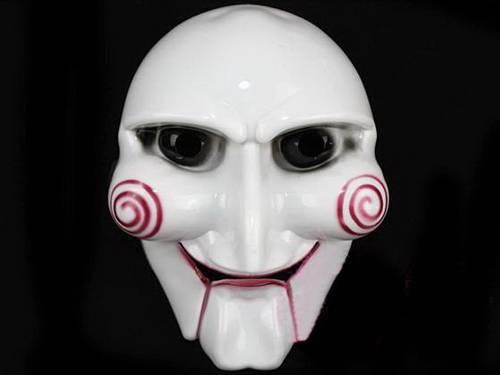Как сделать маску пила из бумаги