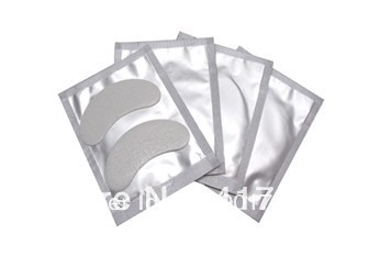 150pairs/lot Lint free Eye gel pad/patches for eyelash extension application tool(China (Mainland))
