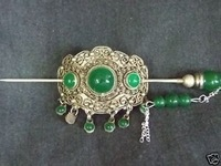 hair accessories vintage tibetan hairpin