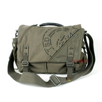Truck tsd dl016 canvas casual man bag fashion messenger bag