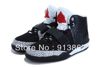 Free ems,2013 New Arrival Famous Trainers Air Yeezy 2 Rerto Kanye West Men's Shoes basketball shoes