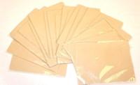 "FREE SHIPPING 10 pro 8x6"" Blank Tattoo Practice Skin Sheet for Needle Machine Supply Kit Plain"