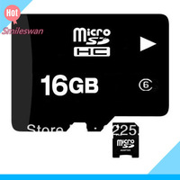 Wholesale High quality 16GB 32GB Micro sd card, SDHC min card + adapter