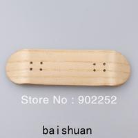 baishuan wood finger skateboard deck