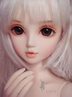 SD doll the yara a quarter bjd doll sent eyes China bjd free makeup free shipping