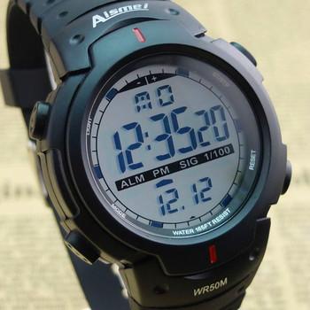 Newest good quality digital watch,Waterproof Outdoor watches sport watch digital  chronograph watch for men
