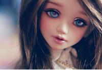 the Araki bjd / sd doll soom dod volks doll of unoa lusis send eyeballs to send the eyes bjd free shipping