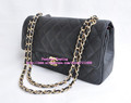 2013 new arrival genuine leather lambskin Caviar  lady's women's fashion shoulder bag, handbag,totes, wholesale