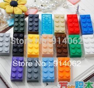 2013 toys parts DIY blocks bricks 200pcs/lot color assorted