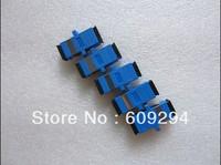wholesale 5pcs SC/UPC Fiber Adapter Single Mode SX Fiber Optic Connentor