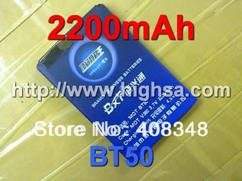 10pcs/lot 2200mAh BT50 Battery for MOTOROLA A1200 A1200r W233 A1208 A732 A810 E2 E11 EX128 K1m K3 w315 v325 v360 v361 EM330 W205