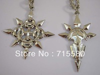 Anime Kingdom Hearts II Necklace Set of 2 Cosplay New