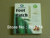 2013 NEW healthy high quality detox foot patch 840pcs/lot free shipping EMS/DHL