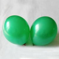 10 matt balloon blended-color thickening decoration wedding blackish green