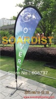 Flag polyester banner fabric (Free shipping)Hot sales