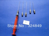 injection needle cannulas screw head dia 1.0 mm