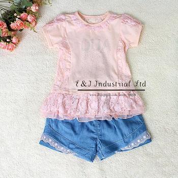 New Summer Kids Clothing Set CS30110-07^^EI
