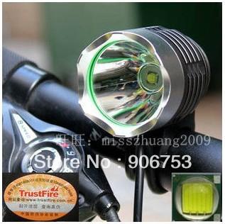 Free Sample 1600LM CREE XML XM-L T6 1800L LED Bicycle bike Head Light Lamp 8PCS