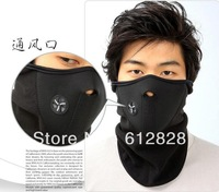 1000pcs/lot Neoprene Snowboard Ski Cycling Winter Face Mask Neck Warmer Bike Motorcycle Bicycle Outdoor Sports Mask 3colors