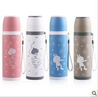 Free shipping vacuum thermos stainless steel thermo steel vacuum cup thermos flask