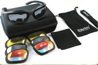 IPSC UV400 Protection Sunglasses Goggles Daisy C5 free ship