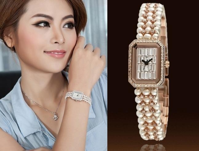 Pearl Bracelet Watch uk Pearl Bracelet Watch For