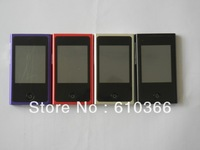 20pcs Newest 7th generation mp3 mp4 player 4GB memory touch screen support mutil language DHL Fedex Free Shipping