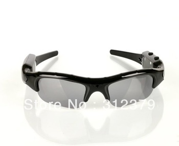 Mini DV DVR Sun glasses Camera Audio Video Recorder