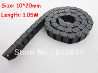 10*20MM Cable Drag Chain Wire Carrier Towline
