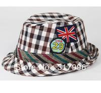 Free Shipping 2013 New Arrival children hat,USA 23 lable kid jazz hat,children cap 5pcs/lot wholesale