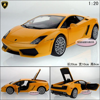 Starlight lamborghini lp560-4 exquisite alloy car model