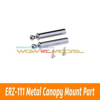 ERZ-111 Original E-razor 450 Upgrade Part Metal canopy mount part