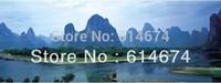 Free shipping!! Puzzle Toy -Views of china  Jigsaw Game lijiang river 1000pcs