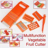 Multifunction Vegetable Fruit Peeling Cutter Slicer Scrape Kitchen Treasure Hot Drop Shipping/Free Shipping