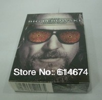 Board Game Poker  1 dollar shipping fee  Big Lebowski cards play cards for adults gift  collection paper craft