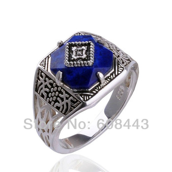 2014 VAMPIRE DIARIES Caroline Antique Silver Vintage Retro Punk RING wholesale jewelry valentine's day gift