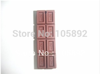 Free shipping 50pcs/lot 2GB 4GB 8GB 16GB 32GB rubber gift chocolate usb flash drive memory stick thumb drive usb pendrive gift