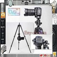 Lightweight small DSLR camera Tripod with ball head PT056 for A35 K-R K-5 NEX5 D3200 D3100 650D 600D