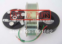 Ac compressor CLUTCH 12V PV7 pulley TRSE09 2007-2010 for HONDA  CRV CR-V Acura RDX Sanden 4920 4921 4990 4991 4995