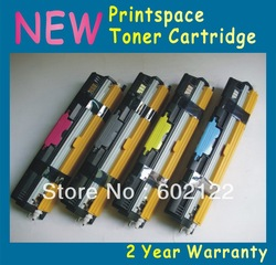 4x NEW Compatible Toner Cartridges For OKI C110 C130 C130N MC-160N MC-160MFP KCMY Free Shipping(China (Mainland))